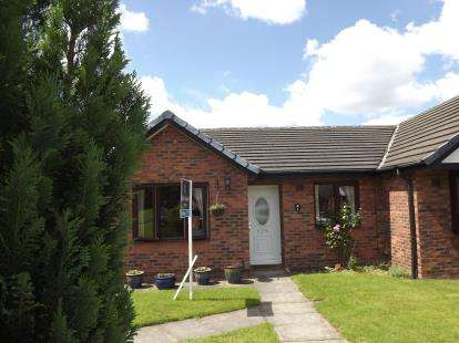 2 Bedrooms Bungalow for sale in Alexandra Close, Stockport, Greater Manchester