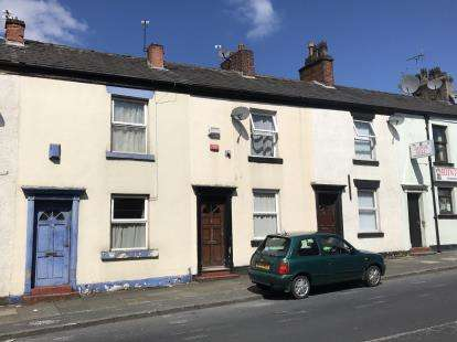 2 Bedrooms Terraced House for sale in Ridge Hill Lane, Stalybridge, Greater Manchester