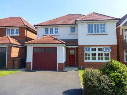 4 Bedrooms Detached House for sale in Daneshill Lane, Cadishead, Manchester, Greater Manchester