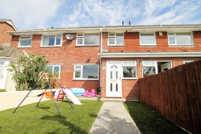 3 Bedrooms Terraced House for sale in Downham Gardens, Tamerton Foliot, PL5 4QF