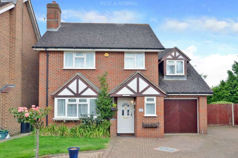4 Bedrooms Detached House for sale in Bluegates, Epsom