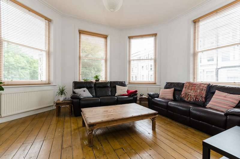 3 Bedrooms Maisonette Flat for sale in Comeragh Road, Barons Court, W14