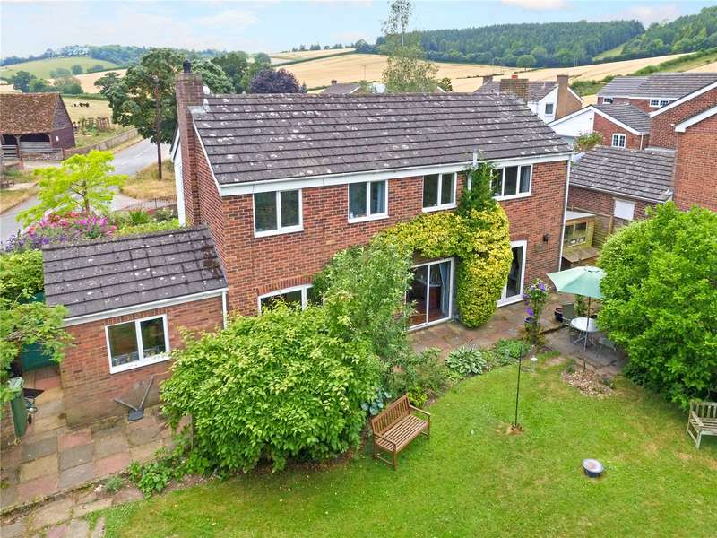 4 Bedrooms Detached House for sale in Stonor, Henley-on-Thames, Oxfordshire, RG9