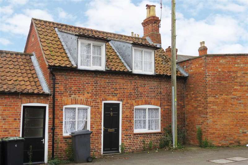 2 Bedrooms Semi Detached House for sale in Church Lane, Sleaford