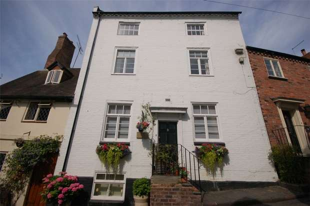 2 Bedrooms Flat for sale in Cartway, BRIDGNORTH, Shropshire