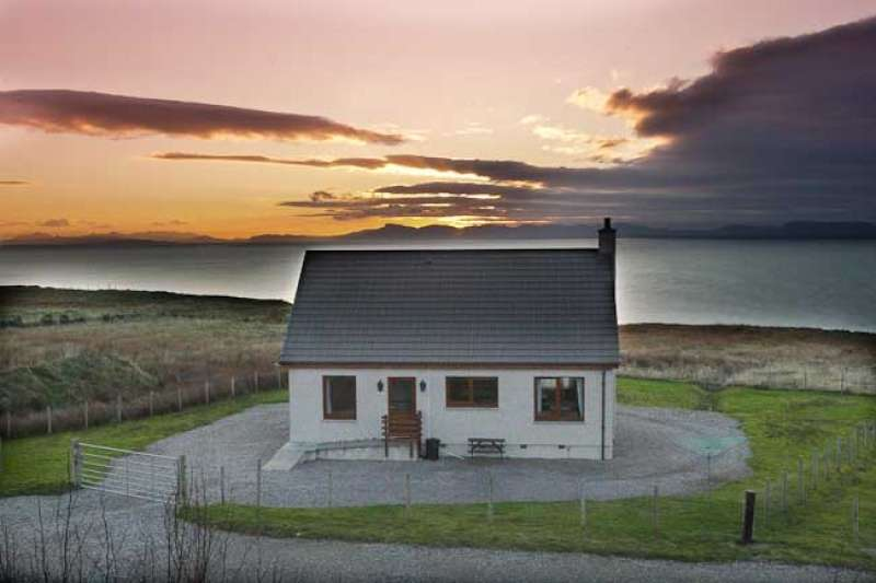 2 Bedrooms Bungalow for sale in Melvaig, Wester Ross, Gairloch, Ross-Shire, IV21 2EA