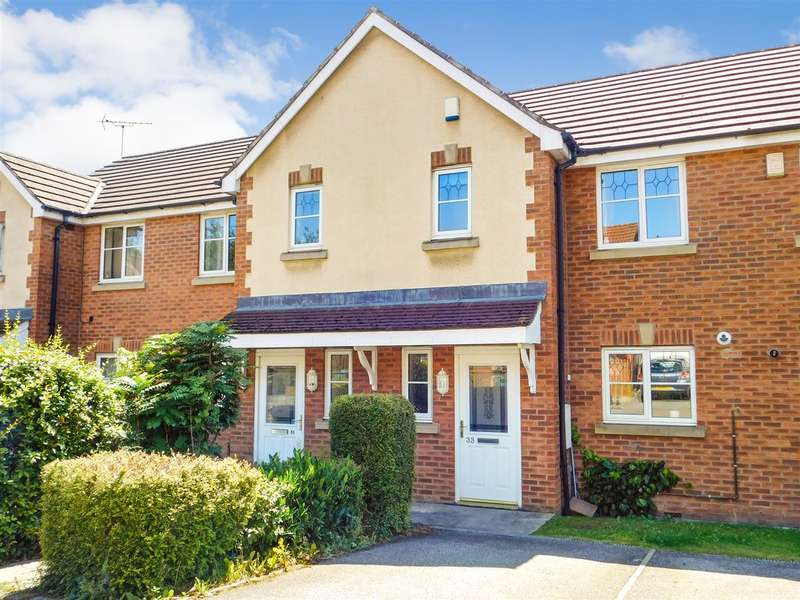 2 Bedrooms Town House for sale in Oast House Croft, Robin Hood, Wakefield