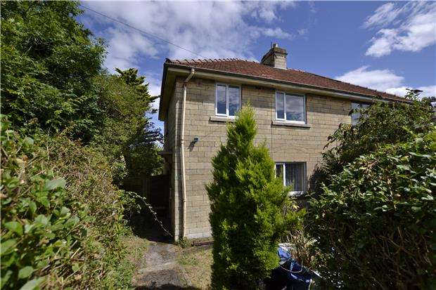 3 Bedrooms Semi Detached House for sale in Roundhill Grove, BATH, Somerset, BA2 1JT