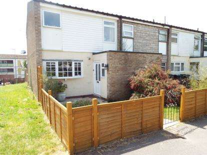 3 Bedrooms End Of Terrace House for sale in Waterlooville, Hampshire