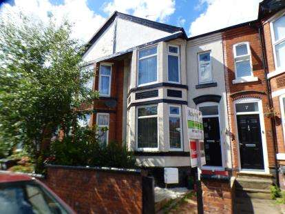 4 Bedrooms Terraced House for sale in Highgate Road, Walsall, West Midlands