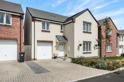 4 Bedrooms Detached House for sale in Marlstone Close, Gloucester, Gloucestershire, Gloucs