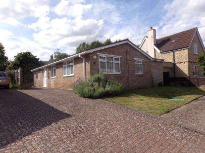 3 Bedrooms Bungalow for sale in Horsefair Lane, Odell, Bedford, Bedfordshire