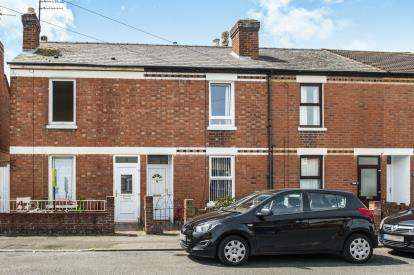3 Bedrooms Terraced House for sale in Highworth Road, Gloucester, Gloucestershire