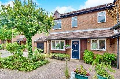 2 Bedrooms Semi Detached House for sale in Kirtlington, Downhead Park, Milton Keynes, Buckinghamshire
