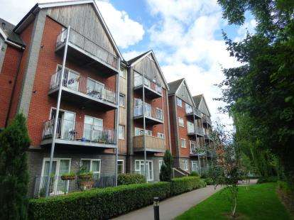 1 Bedroom Flat for sale in Turnstone House, 49 Millward Drive, Milton Keynes, Buckinghamshire