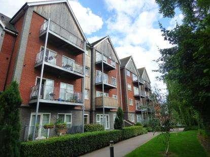 1 Bedroom Flat for sale in Turnstone House, 49 Millward Drive, Milton Keynes, Buckinghamshire