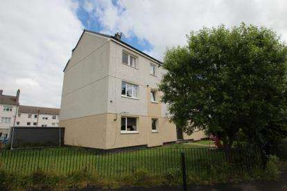 2 Bedrooms Flat for sale in Dunphail Road, Glasgow, Lanarkshire
