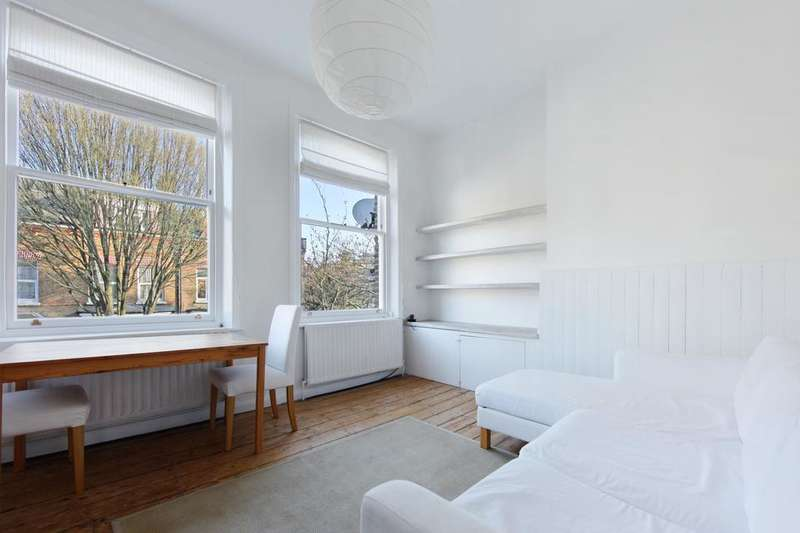 2 Bedrooms Flat for sale in Adolphus Road, London N4