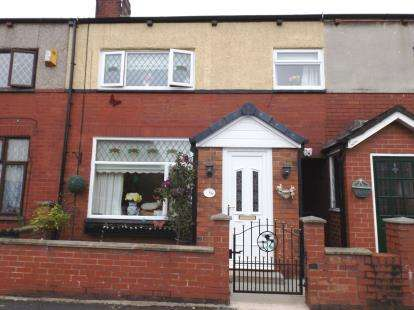 3 Bedrooms Terraced House for sale in Holt Street, Hindley, Wigan, Greater Manchester, WN2