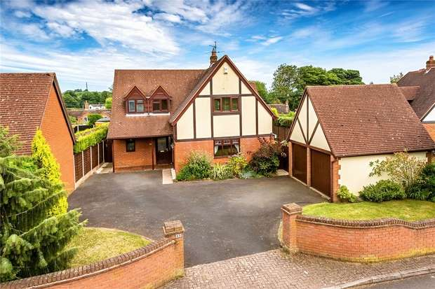 5 Bedrooms Detached House for sale in 25 Farm Lane, Horsehay, Telford, Shropshire