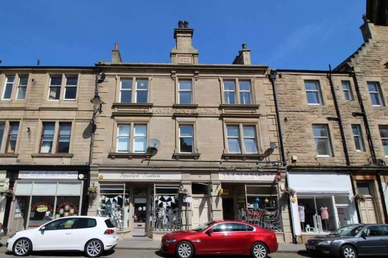 1 Bedroom Flat for sale in South Street, Bo'ness, EH51