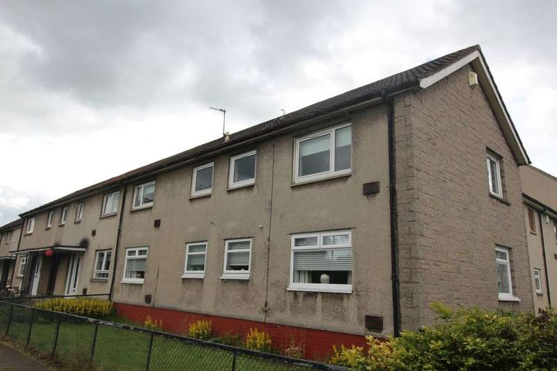 2 Bedrooms Flat for sale in Roseberry Place, Hamilton, ML3