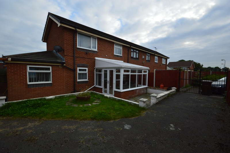 2 Bedrooms End Of Terrace House for sale in Poulsom Drive, Netherton, Liverpool, L30