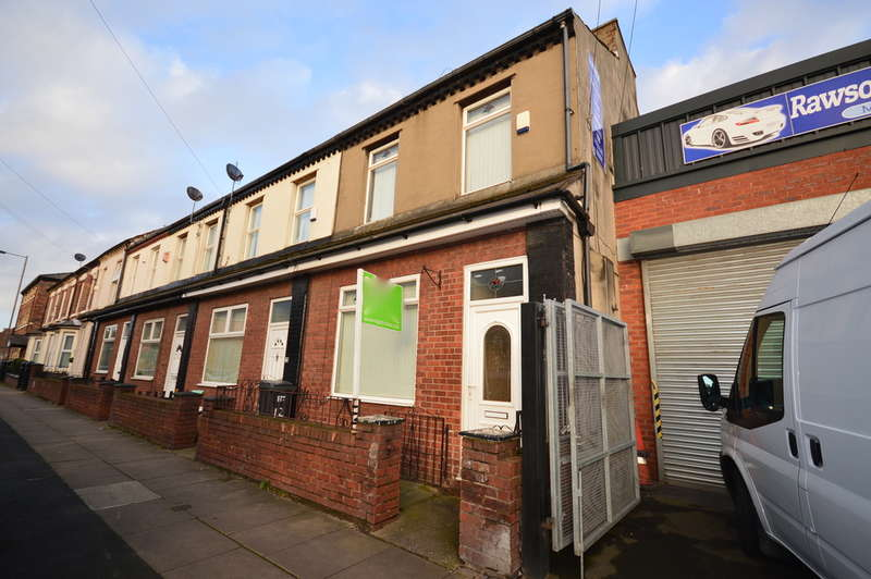 2 Bedrooms End Of Terrace House for sale in Rawson Road, Liverpool, L21