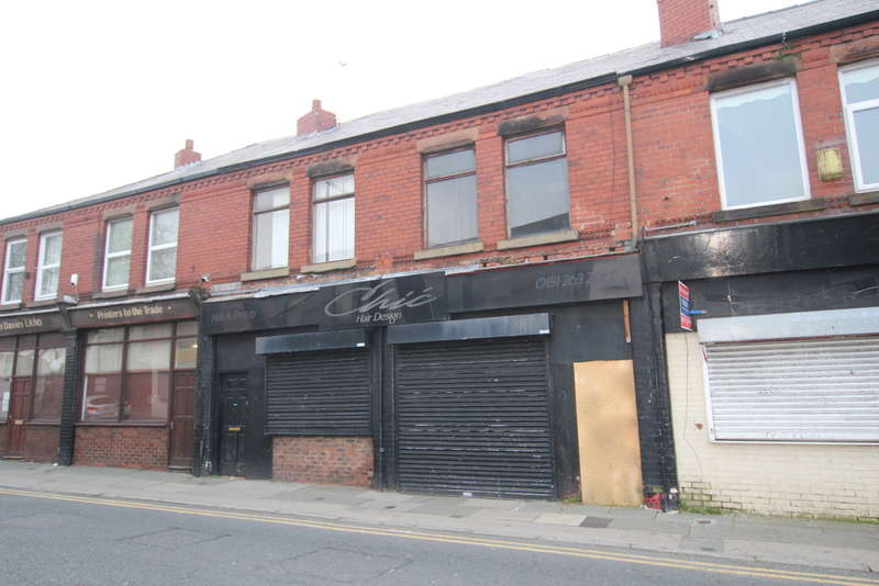2 Bedrooms Land Commercial for sale in Lower Breck Road, Anfield, Liverpool, L6