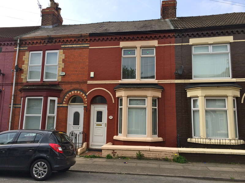 3 Bedrooms Terraced House for sale in Nixon Street, Walton, Liverpool, L4