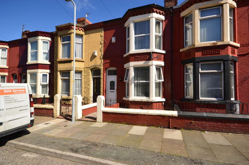 3 Bedrooms Terraced House for sale in Eaton Avenue, Bootle, Liverpool, L21