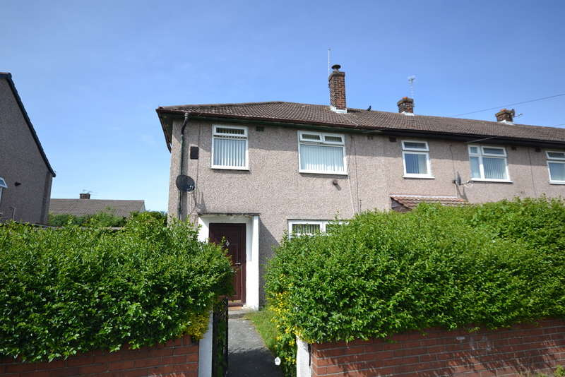 3 Bedrooms End Of Terrace House for sale in Randall Drive, Bootle, Bootle, L30