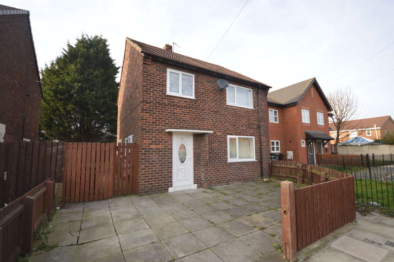 3 Bedrooms Detached House for sale in Hereford Drive, Bootle, Bootle, L30