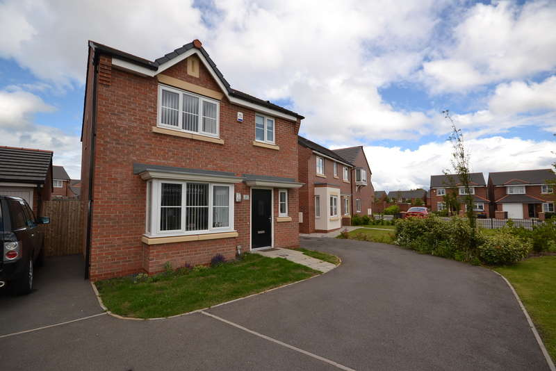 3 Bedrooms Detached House for sale in Willard Drive, Bootle, Bootle, L20