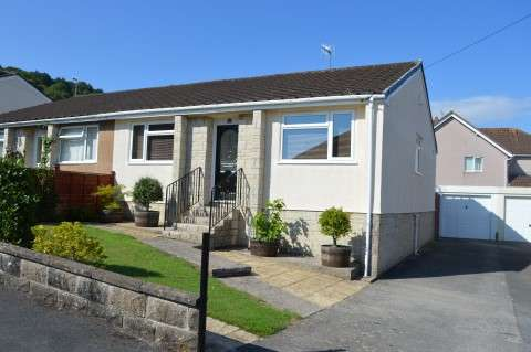 2 Bedrooms Bungalow for sale in Walnut Close, Weston-Super-Mare