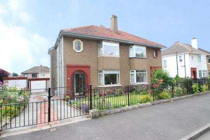 3 Bedrooms Semi Detached House for sale in Rowandale Avenue, Garrowhill, Glasgow, Lanarkshire