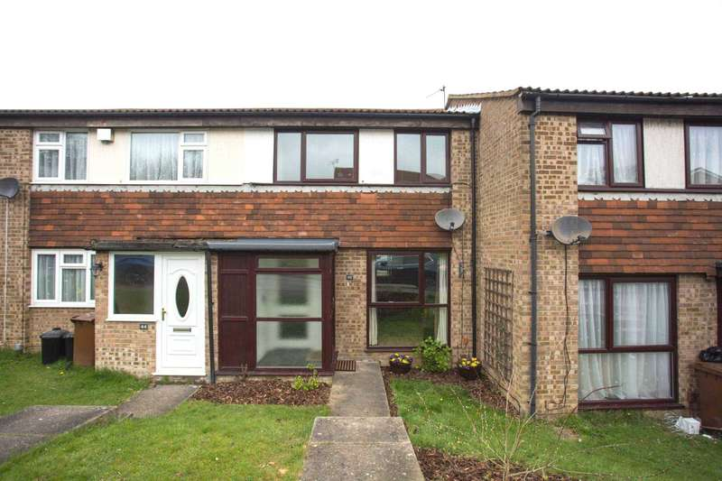 3 Bedrooms Terraced House for sale in Chaffinch Close, Walderslade