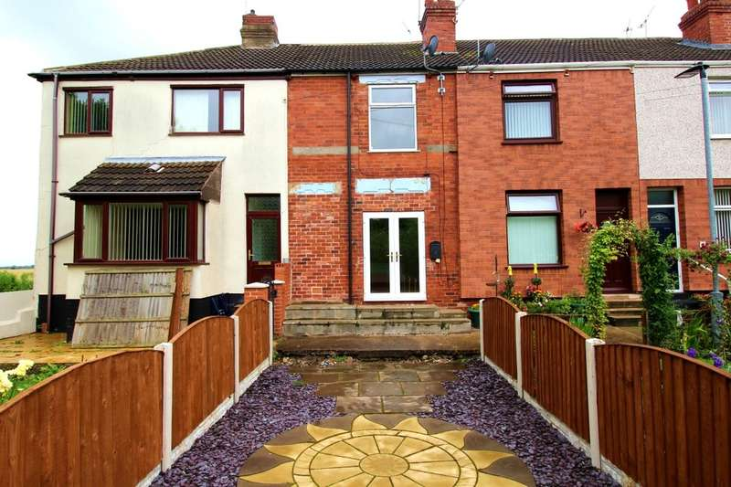 3 Bedrooms Semi Detached House for sale in Mayfield Terrace, Askern, Doncaster, DN6