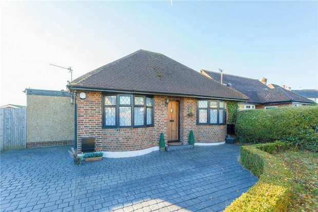 3 Bedrooms Detached Bungalow for sale in 244 Swallow Street, Iver, Buckinghamshire