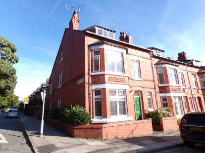 4 Bedrooms End Of Terrace House for sale in Woodlands Road, Aigburth, Liverpool, L17