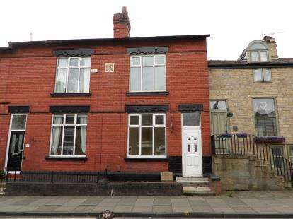 3 Bedrooms Terraced House for sale in Halliwell Road, Halliwell, Bolton, Greater Manchester, BL1