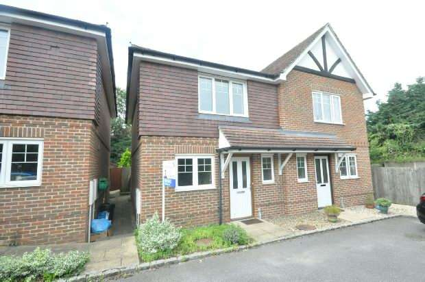 2 Bedrooms Semi Detached House for sale in Gardner Place, Earley, Reading