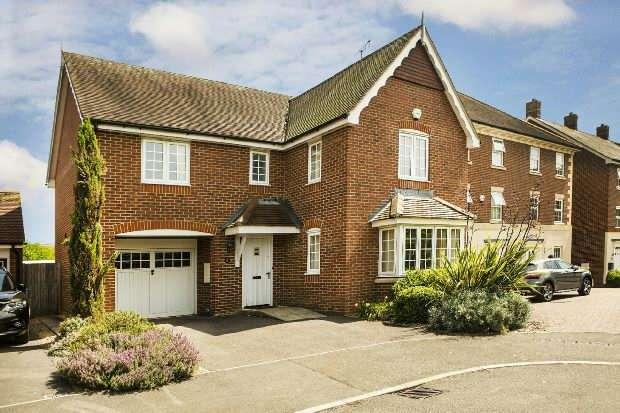 4 Bedrooms Detached House for sale in Clarendon Rise, Tilehurst, Reading,
