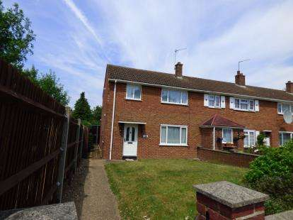 3 Bedrooms End Of Terrace House for sale in Dabbs Hill Lane, Northolt