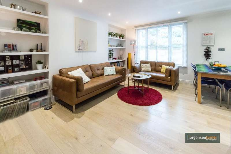 2 Bedrooms Ground Flat for sale in Oxford Road, London, NW6 5SL