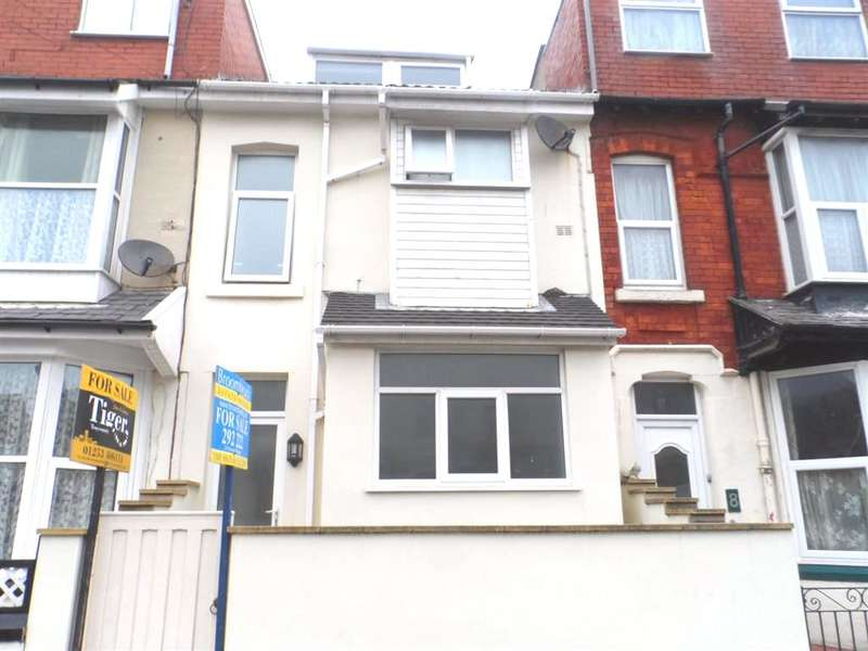 3 Bedrooms Terraced House for sale in Wolsley Road, Blackpool, FY1 6HG