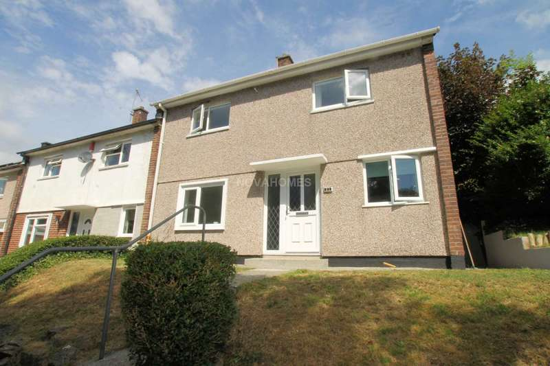2 Bedrooms Semi Detached House for sale in Southway Drive, Plymouth, PL6 6SJ