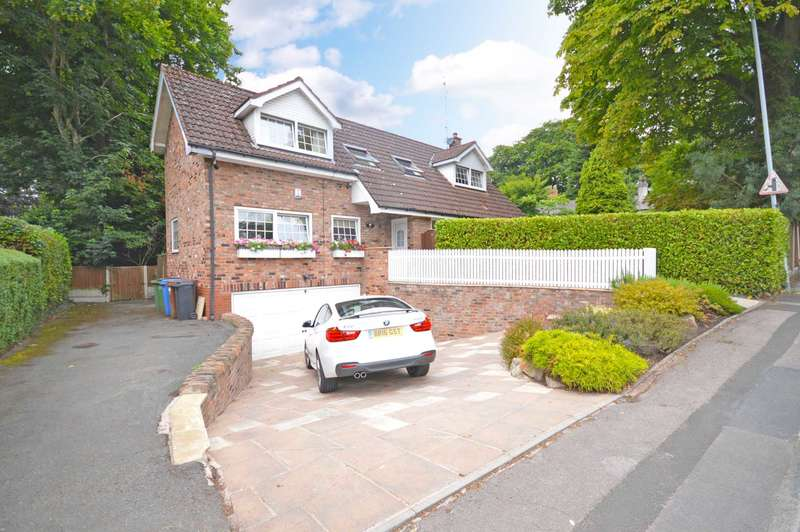 4 Bedrooms Detached House for sale in Hulme Hall Road, Cheadle Hulme