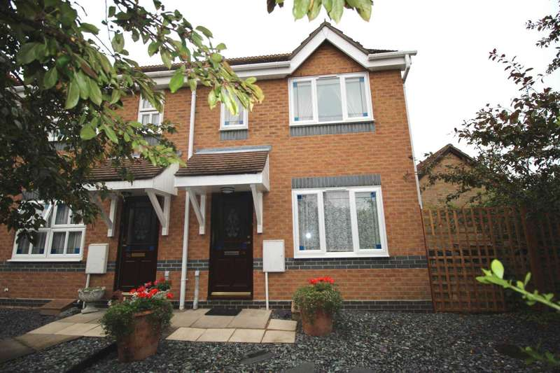 2 Bedrooms End Of Terrace House for sale in Falcon Mews, Maldon