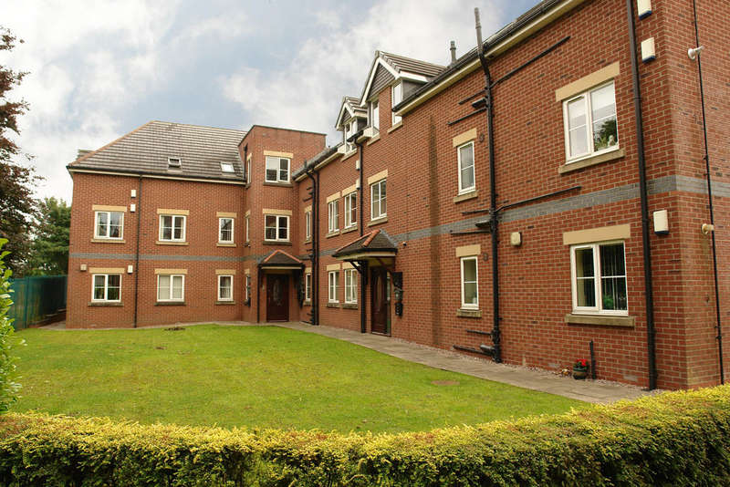 2 Bedrooms Flat for sale in 9 Primrose Hill Court, Shaw